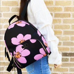 Kate Spade Flower Nylon Backpack